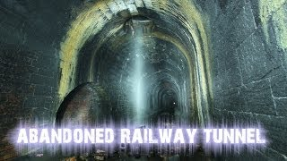 Sandsend and Kettleness abandoned railway tunnels UK