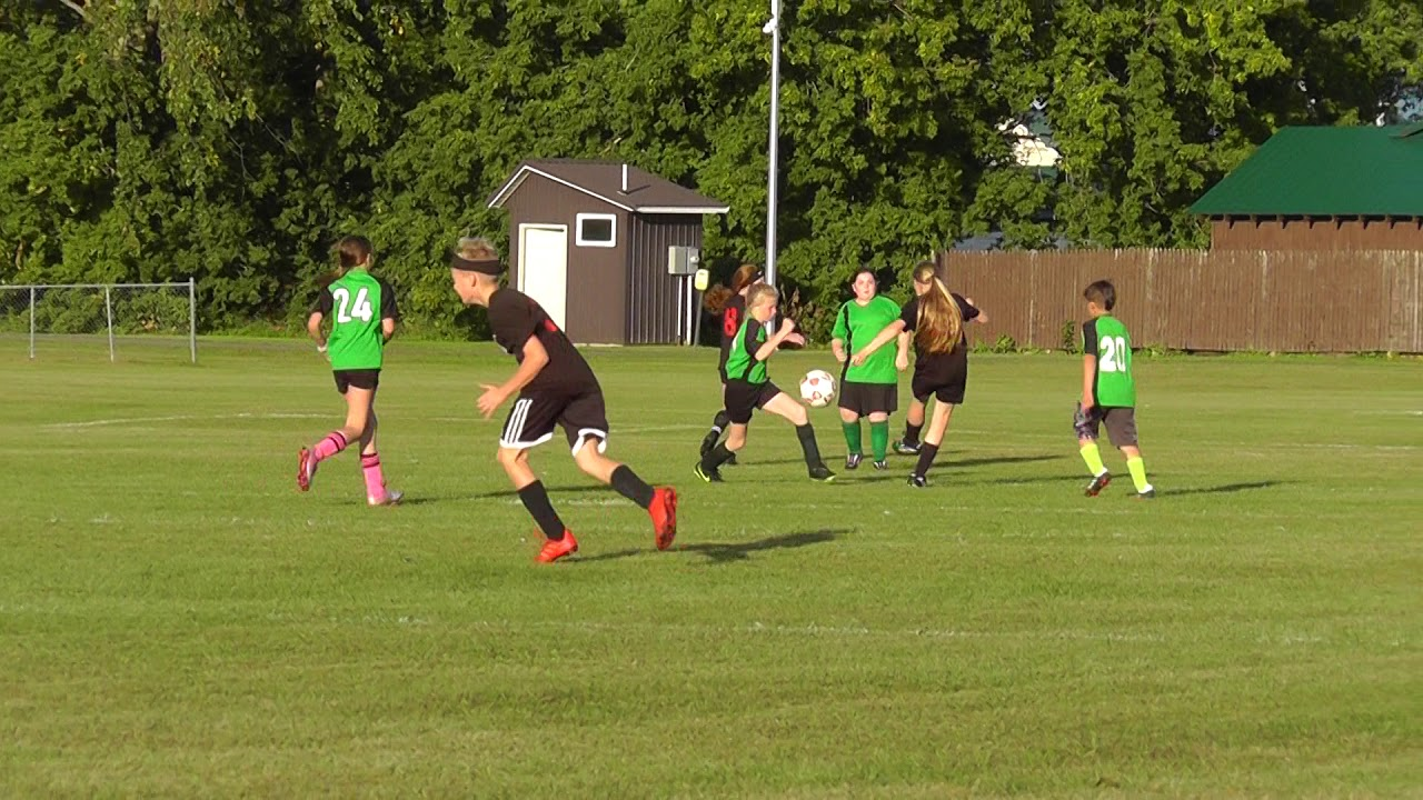 Champlain-Rouses Point - Ellenburg Bantams  9-19-19