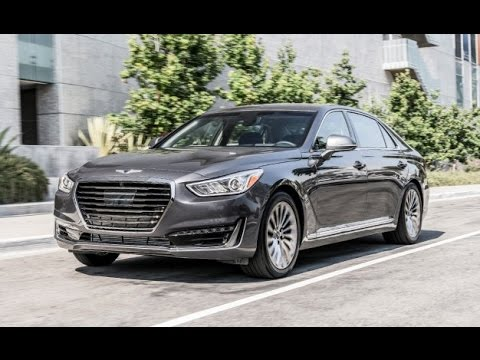 2017 GENESIS G90 A completely unprofessional review