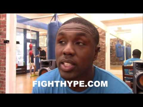 ANDRE BERTO WARNS SOULJA BOY THAT CHRIS BROWN CAN REALLY FIGHT; GOT $100,000 ON BROWN TO MAKE FIGHT