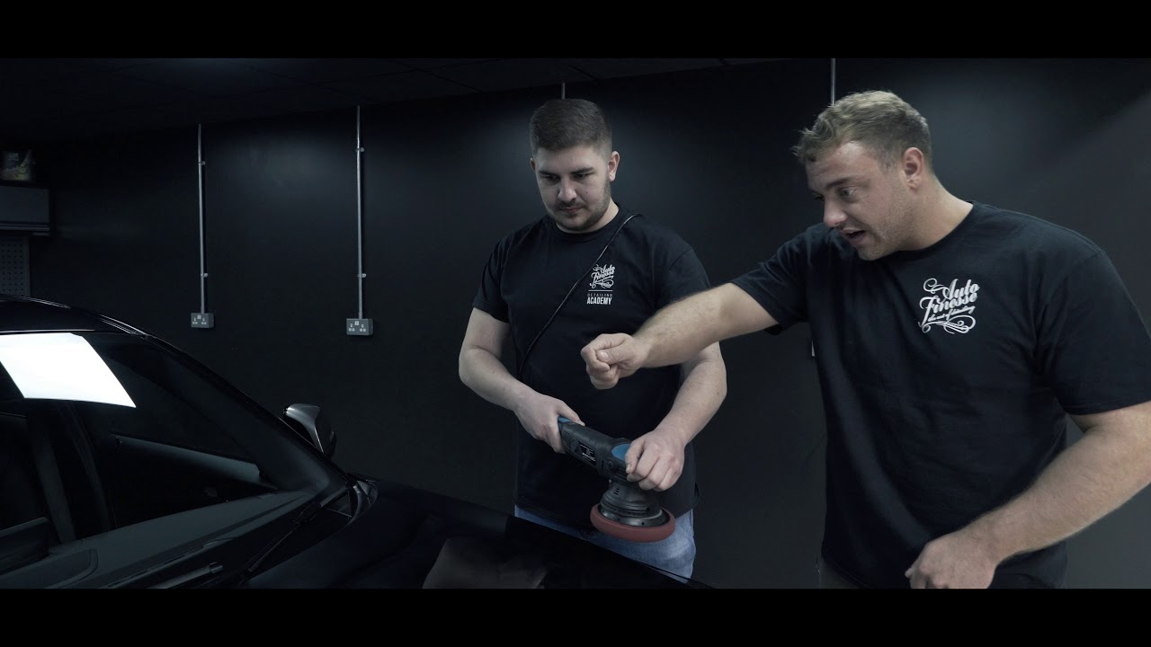 A day in the Auto Finesse Academy
