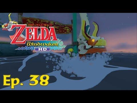 The Legend of Zelda: Wind Waker HD | Episode 38 - Surprised?