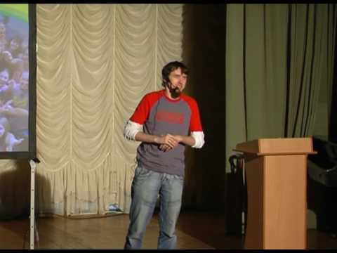 TEDxKyiv - Roman Morozov - 5 Principles of Teaching
