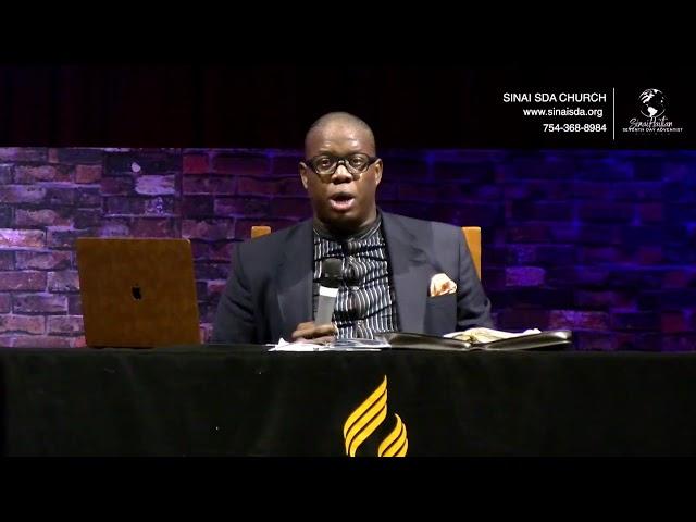 Sévis Vendredi Swa   Révision de la leçon   09.17.2021   Sinai SDA Church