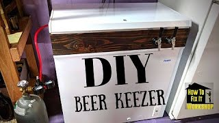 How to Build a Beer Keezer