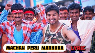 Machan Peru Madhura 🔥 Folk Song 😍 Whatsapp Status Tamil Video