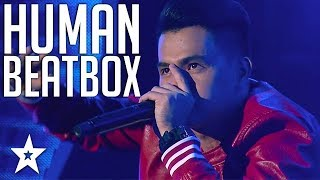 Finalist BEATBOXER on Asia's Got Talent 2017 | All Performances