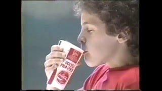 Intervalo comercial Video Show 1985