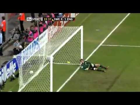 Joe Cole 'Magical Goal' Vs Sweden