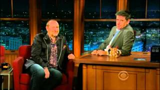 Colin Hay @ The Late Late Show with Craig Ferguson Show - May 5th, 2011