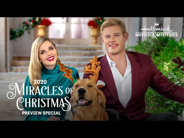 2020 Miracles of Christmas Preview Special   Hallmark Movies