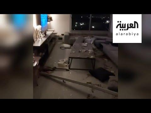 تفاعلكم | فنانون يوثقون بالفيديو تحطم بيوتهم في انفجار بيروت  - 20:57-2020 / 8 / 5