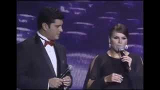 Olga Tañon: Qué bonita eres, Mi Venezuela, Que linda eres, presentacion en Miss Venezuela 2012