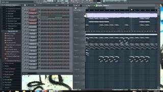 Ale Mendoza ft. Dyland y lenny ready to go fl studio