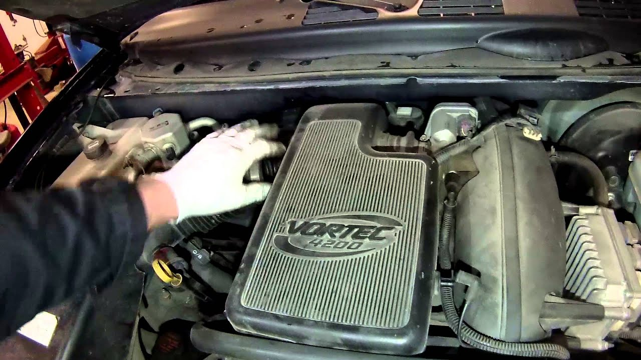 Chevy Trailblazer 4 2l P0340 P0172 Stalling Condition Youtube