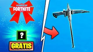 🔴 FREE GIFT DAY 11 WITH NEW PICO IN FORTNITE BATTLE ROYALE