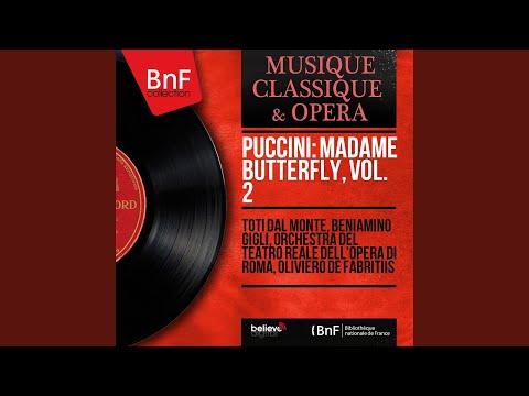 Madama Butterfly, Act III: Addio Fiorito Asil