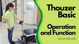 Thouzer Basic Operation and Function Preview