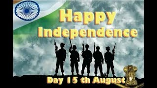 Happy Independence Day Wishes |15th August |  Images | Quotes | Greeting | Sms By Wahmanbhavan