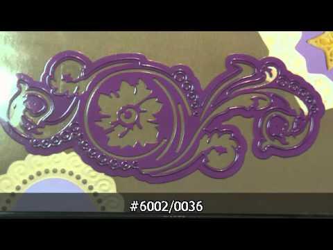 Joy crafts more floral dies youtube for Joy craft flower dies