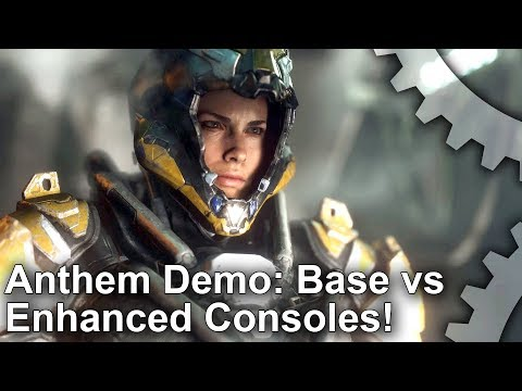 Anthem Demo In-Depth! All Consoles Tested - PS4/ Pro vs Xbox One/ X!