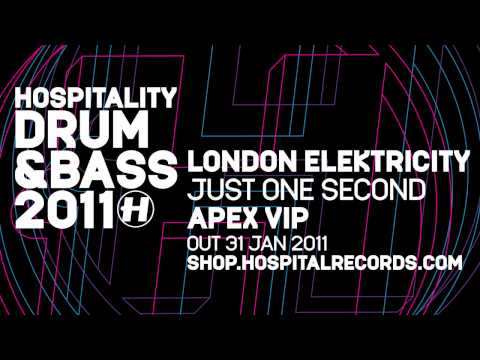 "London Elektricity ""Just One Second"" Apex VIP"