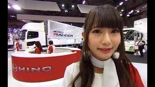 【360°VR動画】東京モーターショー2017 日野自動車 HINO TMS