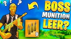 KANN EIN BOSS SEINE MUNITION VERBRAUCHEN | Fortnite Mythen Stream Highlight Deutsch