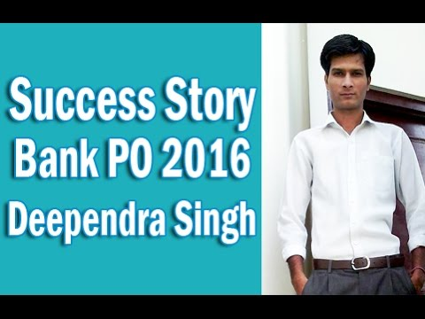 Success Story of Deependra Singh (IBPS PO & Clerk 2016), Chat with Mr Dinesh Godara (CEO-WiFiStudy)