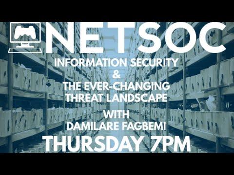 The Evolving Cyber Threat Landscape - Damilare Fagbemi (Intel Security)