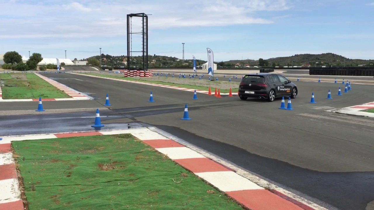 Circuito Touring : Circuito touring examen de manejo nuevo a ruta