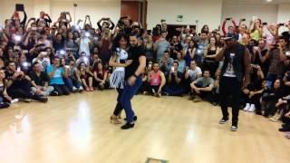 "Daniel y Desiree bailan ""Lluvia de Amor"" de Ephrem J - Bachatea 2015"