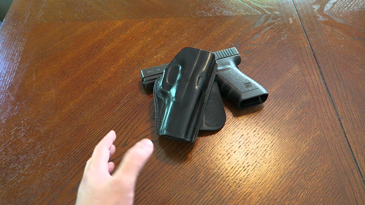 Galco Concealed Carry Paddle Holster (G20)