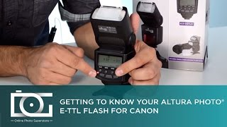 tutorial   how to use the e ttl flash for canon cameras ap c1001   altura photo