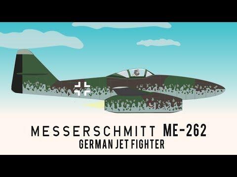 ME 262 Jet Fighter
