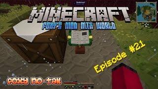 Minecraft - Foxy's Mod Mix [21] - Mystical Magical MystCraft Worlds