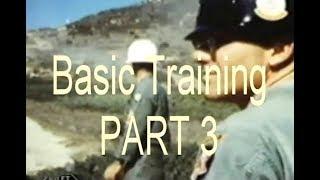 BASIC TRAINING VIETNAM ERA  Part 3
