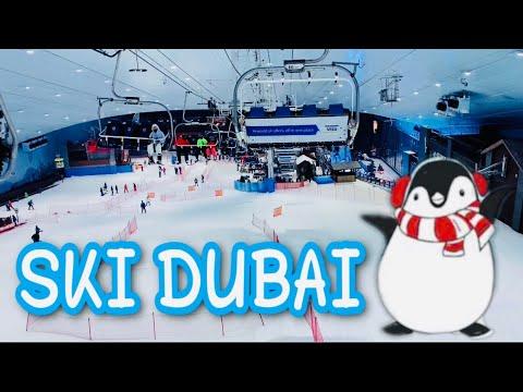 #skidubai#iceskating#dubaiEmiratesmall ski dubai at Emirates mall ||princess Abdullah\mix vlog