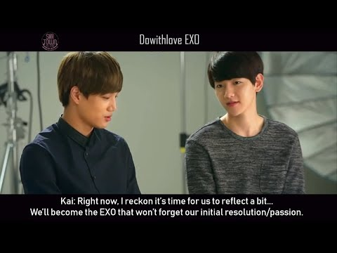 EXO, they've been through it all - Trainee days (Eng sub & 中字) [Inspired by Idol Producer Ep 2]