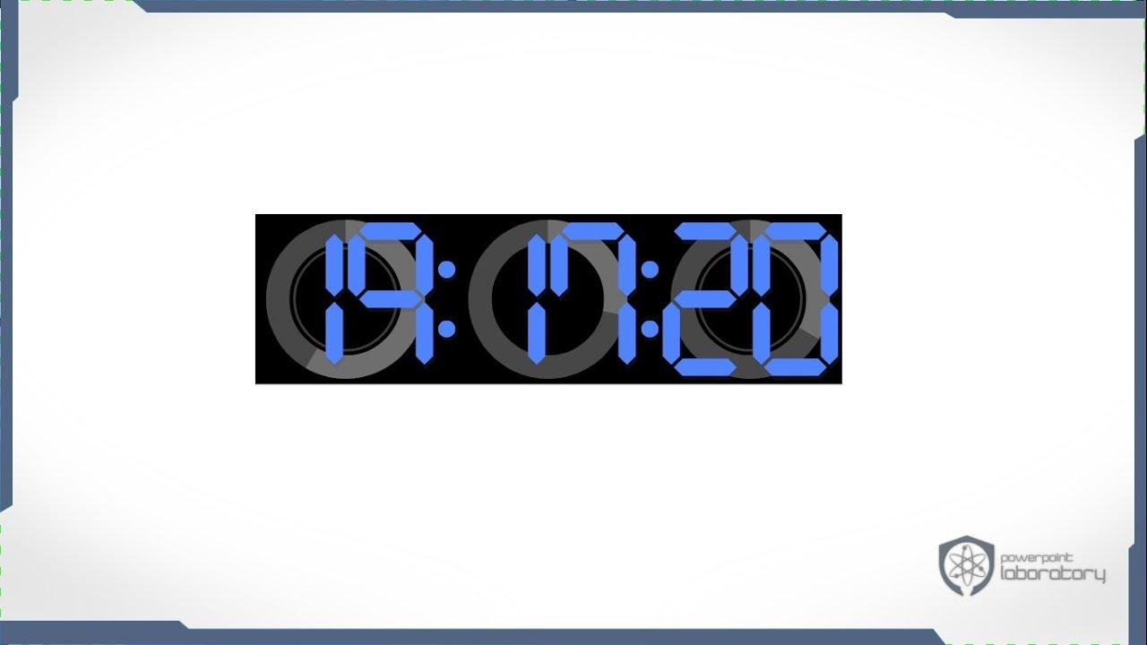 Reloj flash para tus diapos experimental laboratory - Reloj adhesivo de pared ...