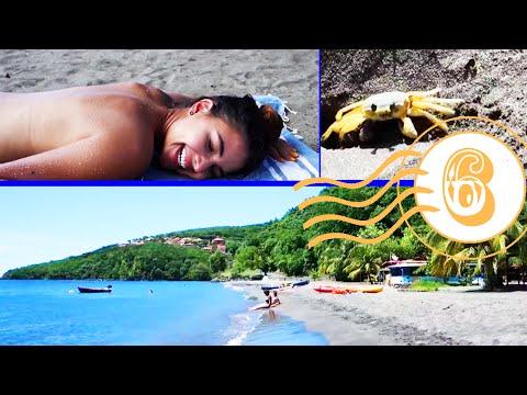 La plage de naturisme - #VlogenGuadeloupe 6