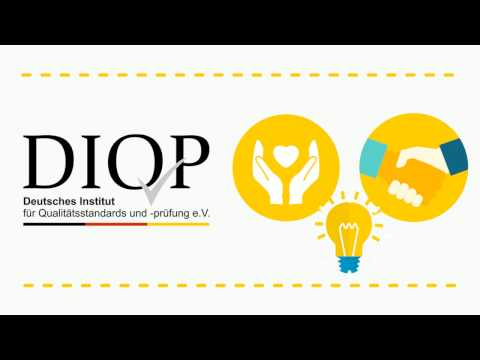 Erklärfilm | Lassen Sie Ihr Unternehmen zertifizieren - DIQP | Von Presentando - Ihr Erklärfilm