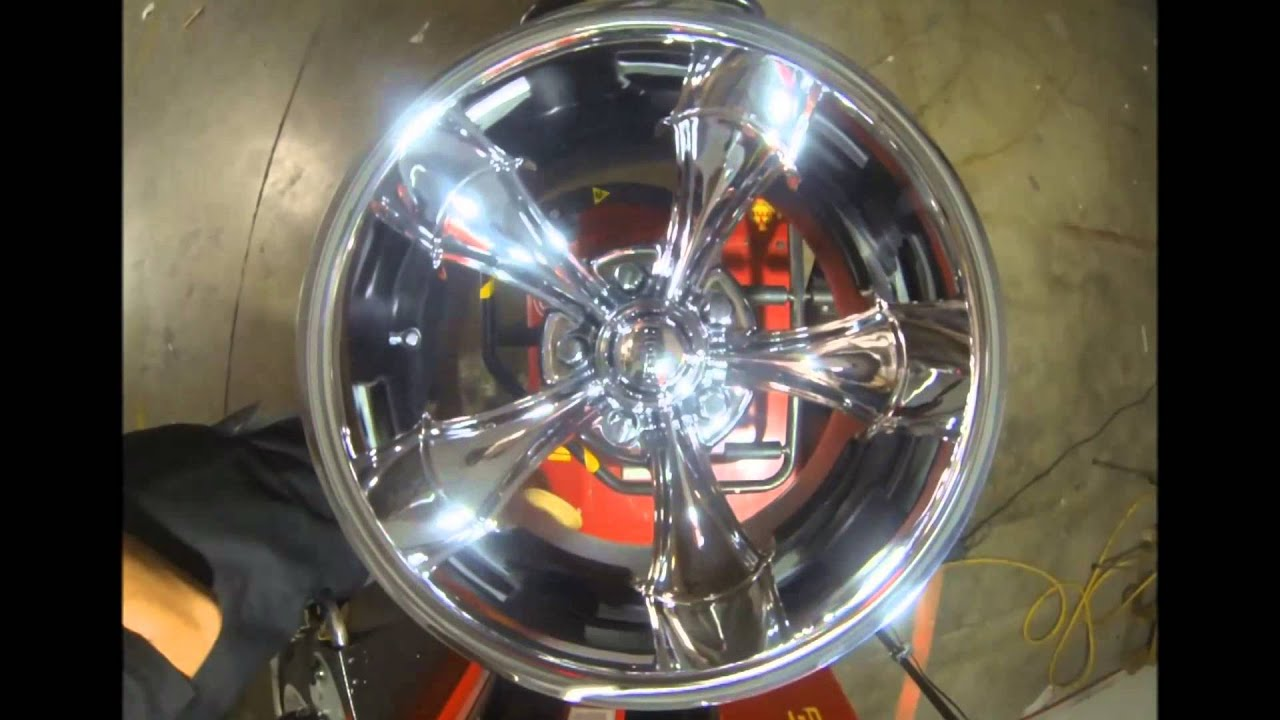 Rims And Tires Canada >> Ridler Wheels 695 Chrome - YouTube