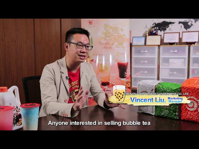 Taiwan Bubble Tea -- The Drink that is Changing the World (English_short version)