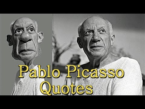 24 Quotes from Life « Pablo Picasso