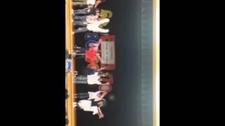 A.W Jones Elementary Thriller Dancing Through the