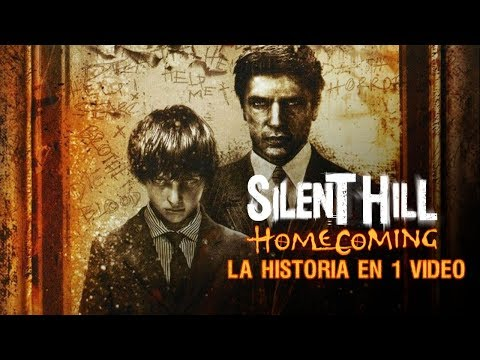 Silent Hill Homecoming: La Historia en 1 Video