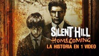 Silent Hill Homecoming: La Historia en 1 Video