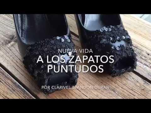 Nueva Vida A Mis Zapatos Puntudos