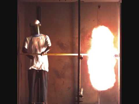 744221ac073f Safety Shield Arc Flash Test (Slow Motion) - YouTube